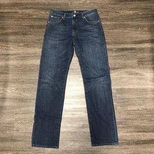 7 FAM Standard Jeans Size 16